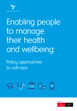 Enabling People to Manage their health and wellbeing Teaser