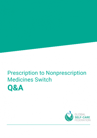 Prescription to Nonprescription Medicines Switch Q&A Teaser