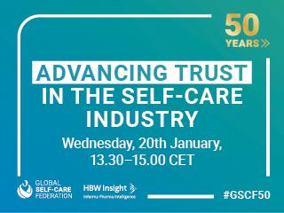 GSCF Advancing Trust in the Self-care Industry